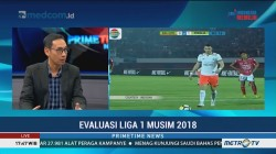 Evaluasi Liga 1 Musim 2018