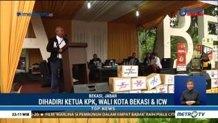 Pemkot Bekasi Bersama KPK & ICW Peringati Hari Antikorupsi