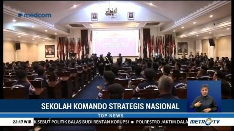 Sekolah Komando Strategis Nasional NasDem Angkatan II Resmi