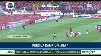 Pelatih Persija Sebut Tak Mudah Meraih Gelar Juara