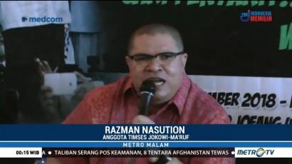 TKN Jokowi-Ma'ruf: Sikap Prabowo Rugikan Diri Sendiri