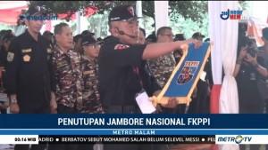 Peserta Jambore Nasional FKPPI dapat Wawasan Soal Ideologi Pancasila