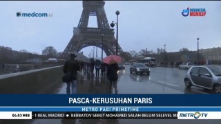 Wisatawan Kembali Padati Paris Pascakerusuhan