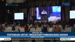 Tingkatkan Pembangunan Daerah, DPD Gelar <i>Diplomatic Meeting</i> di Bali