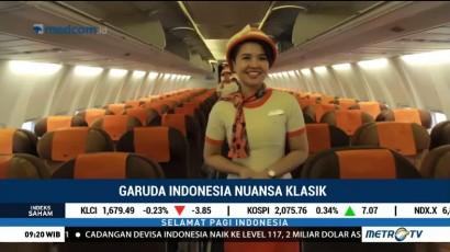 Garuda Indonesia Nuansa Klasik