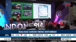 Realisasi Subsidi Energi Bertambah