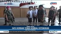 Satu Korban Penembakan di Papua Ditemukan