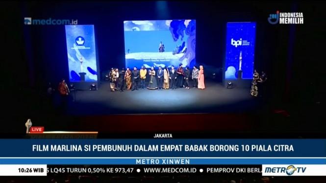 Film 'Marlina Si Pembunuh dalam 4 Babak' Borong Piala Citra