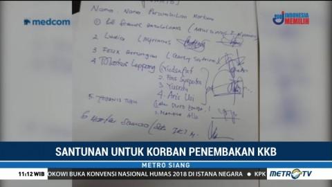 Istaka Karya Tanda Tangani Kesepakatan Bersama Santunan Korban Penembakan KKB