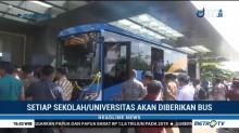 Pemprov Sulsel Terima Bantuan Bus Umum