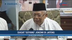 Siasat 'Goyang' Jokowi di Jateng