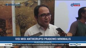 Pukat UGM: Visi Misi Anti Korupsi Prabowo Minimalis