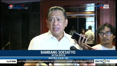 Ketua DPR Minta Komisi II Panggil Mendagri Terkait KTP-el