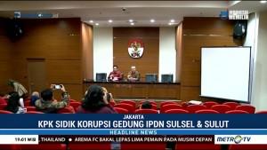 KPK Tetapkan Tersangka Baru Kasus Korupsi Gedung IPDN