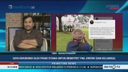 Cerita Tompi saat Memotret Keluarga Jokowi Liburan di Bogor