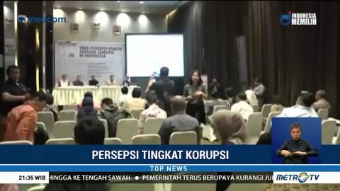 LSI Rilis Survei Persepsi Publik Tentang Korupsi di Indonesia