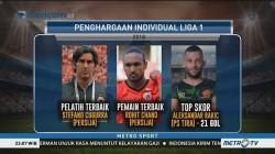 Mereka yang Terbaik di Liga 1 2018