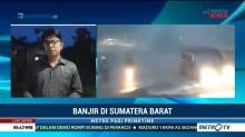 Jalan Utama Padang-Bukittinggi Putus Total