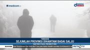 Badai Salju Landa Tiongkok