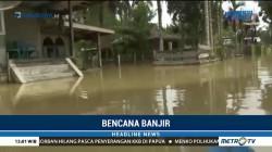 11 Kecamatan di Riau Terendam Banjir