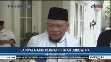 La Nyalla Mattalitti Akui Pernah Ikut Sebarkan Isu Jokowi PKI