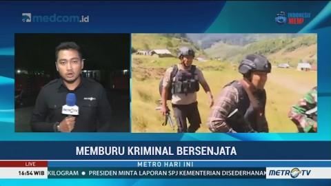 Dua Prajurit TNI yang Diserang KKB Dievakuasi ke Timika