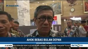 Ahok Bakal Bebas Januari 2019 Jika Dapat Remisi Natal