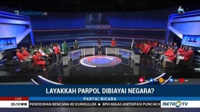 Layakkah Partai Politik Dibiayai Negara? (1)