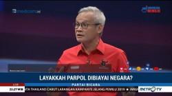 Layakkah Partai Politik Dibiayai Negara? (2)