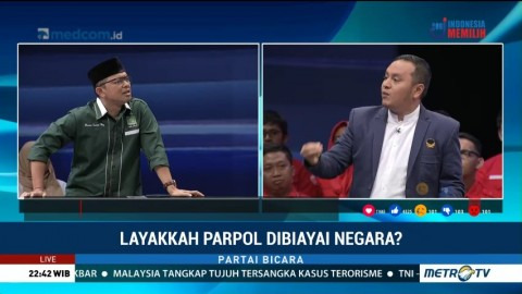 Layakkah Partai Politik Dibiayai Negara? (3)