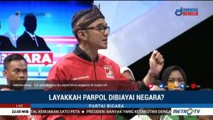 Layakkah Partai Politik Dibiayai Negara? (4)