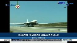 Pesawat Pembawa Senjata Nuklir Rusia Tiba di Venezuela