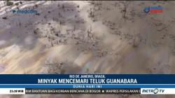 Kebocoran Pipa Minyak di Teluk Guanabara Akibat Aksi Pencurian