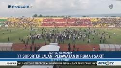 Bentrok, PSIM Yogyakarta Kecewa dengan Keputusan Wasit