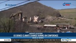 US Denies Climate Change During UN Conference