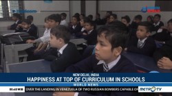 Happiness at Top of Curriculum in Schools