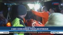 Dua Siswa yang Tenggelam di Coban Talun Ditemukan