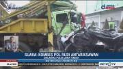 Lagi, Kecelakaan Maut di Jalan Layang Kretek
