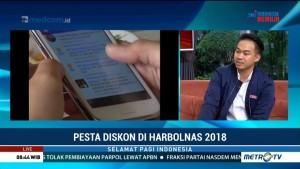 Pesta Diskon di Harbolnas 2018 (2)