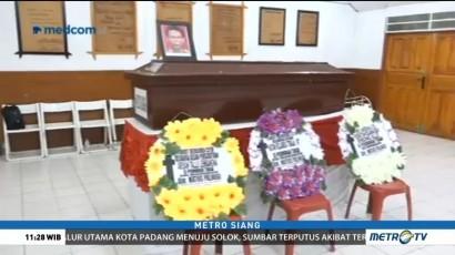 Jenazah Matius Palinggih Korban Penembakan KKB akan Diterbangkan ke Sulsel