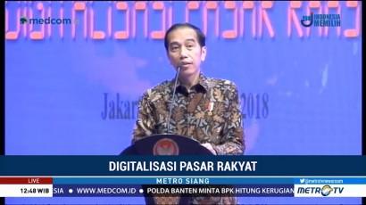 Jokowi Buka Rakernas Asparindo 2018