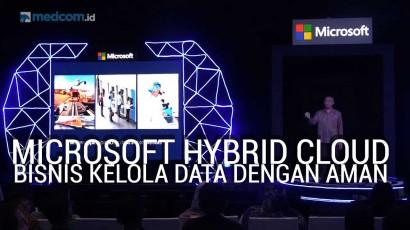 Peran Penting Hybrid Cloud Microsoft di Era Digital