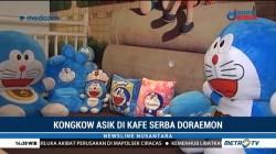 Kongko Asik di Kafe Serba Doraemon