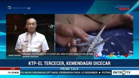 Disdukcapil: Pemusnahan KTP-el Rusak Dilakukan Sesuai Prosedur