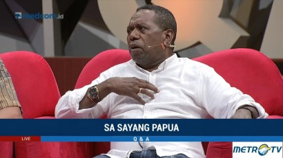 Edo Kondologit: Aksi KKB tak Mencerminkan Papua
