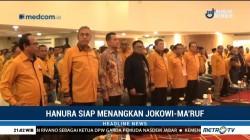 OSO Ajak Kader Hanura Menangkan Jokowi-Ma'ruf di Pilpres 2019
