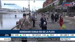 Keindahan Sungai Rio de la Plata