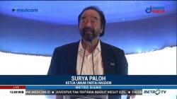 Surya Paloh Beri Pembekalan Caleg NasDem Kaltim