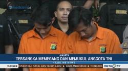 Polisi Kembali Tangkap Dua Pelaku Pengeroyok TNI
