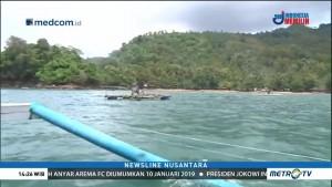Pesona Pantai Karanggongso